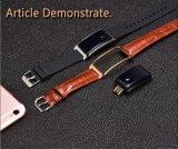 Appel mains libres de compagnon sec de montre de poignet de Bluetooth pour le chronomètre de Pedometer de sports en plein air de smartphones