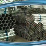 Il carbonio dei materiali da costruzione Q195 Q235 Q345 ha saldato il tubo d'acciaio galvanizzato