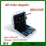 4D Digital Farben-Doppler-Ultraschall mit preiswertem Preis Mslcu28A