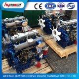 23HP kleine Grootte 4 de Gekoelde Dieselmotoren van de Cilinder Water