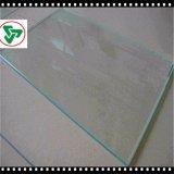 vidrio de flotador blanco estupendo de 8m m con el certificado del Ce