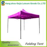 Water-Resistant ao ar livre de 10FT*10FT estalam a barraca acima de dobramento para a feira profissional