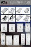 2016 IP65 Legering van het Aluminium van Doorphone van het SLOKJE knzd-51 de Telefoon van de Deur van RFID IP