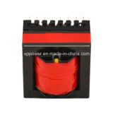 Transformador de potencia de alta frecuencia de alto voltaje de encargo de Ec42 Ec40 Ec4220