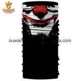 Sublimation-Drucken förderndes Wholesale  Skull  Gesicht Mask  Bandana