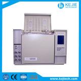 Deteção da água corrente/análise/cromatografia de gás