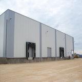 Edificio pre costruito della struttura d'acciaio per la logistica e l'affitto sulla vendita