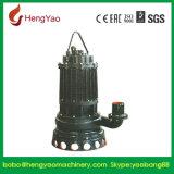 높은 크롬 합금 Semi-Submersible 슬러리 펌프