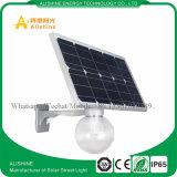 Luz 9W al aire libre del jardín del panel solar a las luces solares del jardín de la Morir-Cubierta 18W