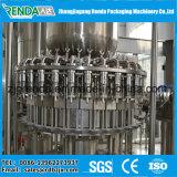 Saft-Flaschenabfüllmaschine-Plastikschutzkappen-Glasflaschen-Saft-füllende Pflanze