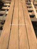Decking твёрдой древесины экономичного африканского Teak напольный