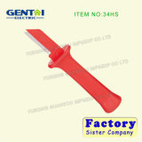 нож шелушения кабеля 31HS с прозрачным защитным колпачком