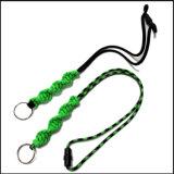 Resistente logotipo personalizado poliéster Cordón para el cuello de cuerda para Eventos