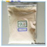 Acides aminés de pente d'alimentation de la DL-Méthionine 99% de prix usine pour des santés animales
