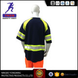 T-shirt r3fléchissant de sûreté pour le travail