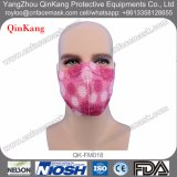 Descartável N95 Sanitary Protective Colorful Printing Face Mask