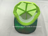Casquillo doble del Snapback del borde de TPU con el bordado 3D y el diseño impreso de la insignia