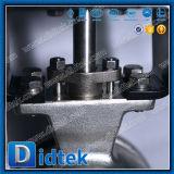 Didtekの精製所のための空気のステンレス鋼304 Vのタイプボール弁