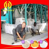 5-500t Compact maïs Minoterie de farine de maïs machine