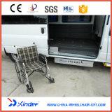 Elevatore elettrico & idraulico del Ce Wl-Uvl-700-S-1090 di sedia a rotelle per i furgoni