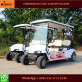 良質4のSeaterのゴルフコースおよび観光のための電気ゴルフカート