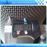 Edelstahl-316L quetschverbundener Maschendraht