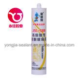 Vedador de vidro acético de cura rápido do silicone do preço de fábrica (JSL-588)