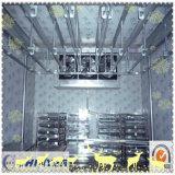 Sitio del congelador del almacenaje del alimento de la cocina del restaurante