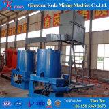 Haltbare zentrifugale Goldförderung-Maschine