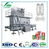 Leite asséptico automático comercial da leiteria que faz a linha de produção preço da máquina