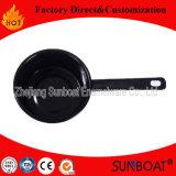Sunboat 국자 사기질 국자 또는 물 디퍼 Enamelware