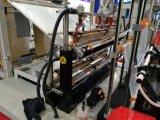 高品質ハンド・バッグのための機械を作る4ライン冷たい切断袋