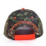 Chapeau de camouflage ajusté par fluorescence au néon faite sur commande
