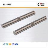 ISO-Fabrik CNC-maschinell bearbeitenpräzisions-Keil-Röhrenachse