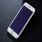 iPhone 7/7plus /6/6s/6plus를 위한 이동 전화를 위한 도매 3D 9h 반대로 파란 최고 스크린 프로텍터