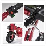 La fabbrica fornisce il mini motorino piegante elettrico della bici da 8 pollici
