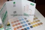 Livre de papier de carte de couleur de peinture de mur d'impression