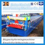 Hoja acanalada de la azotea de 780 modelos que hace la máquina/el azulejo que forman la máquina