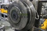 물 반지 HDPE LDPE 플레스틱 필름 작은 알모양으로 하기 기계