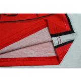 Kundenspezifische reizvolle Sublimation-Drucken-Shirt-Form-Frauen-Kleidung
