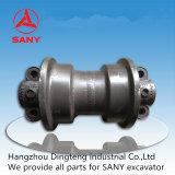 Die Sany Exkavator-Spur-Rolle