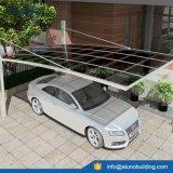 Het Afbaardende Dak van Sunshading voor het Aluminium Carport van Auto's
