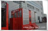 Gaoli grua Sc200/200 do edifício da grua da construção de 2 toneladas
