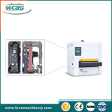 Machine industrielle de polissage de matériel de contre-plaqué de balai de rouleau