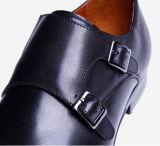 Sapatas clássicas do negócio dos homens do estilo com curvatura (NX 445)