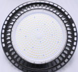 LEIDENE van het UFO van het Lumen van het Ontwerp van de Leverancier van China het Modulaire Hoge Hoge Lichte 150W Industriële Licht van de Baai