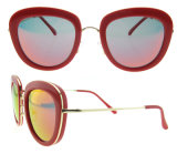 Occhiali da sole di qualità superiore degli occhiali da sole dell'Italia degli occhiali da sole su ordinazione di disegno