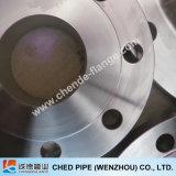 Glissade de l'ajustage de précision de pipe d'acier inoxydable SABS 1123 sur la bride
