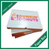印刷された食品等級ドーナツ包装の紙箱をカスタム設計しなさい