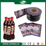 OEM напечатал ярлык Shrink PVC для бутылки питьевой воды